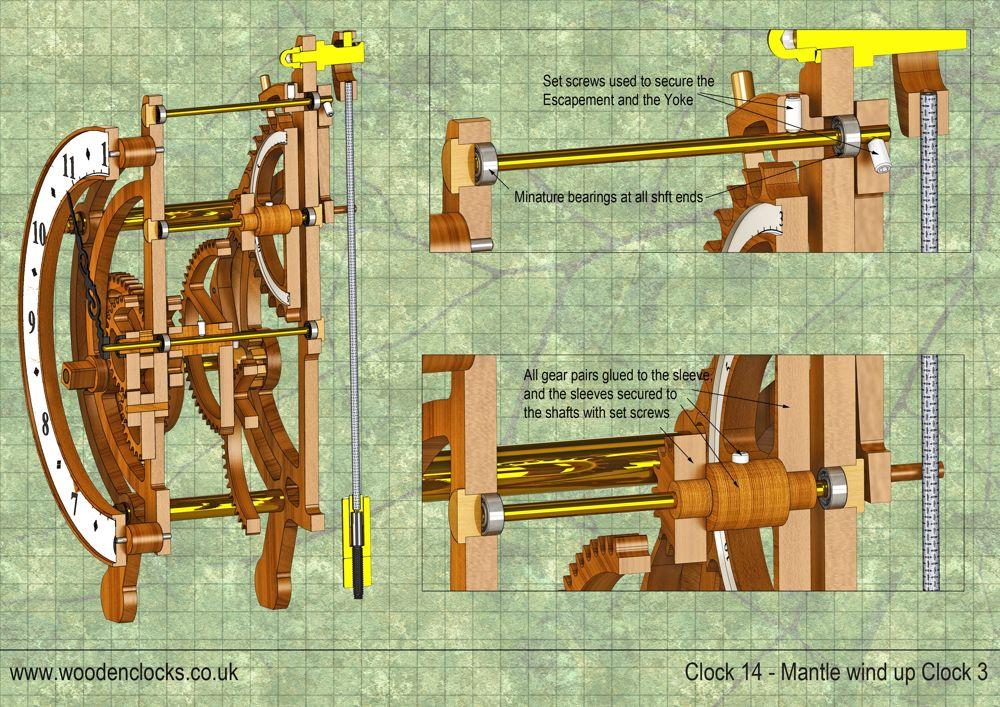 Bricolaje for Planos de madera